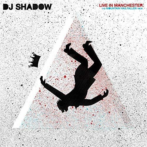 DJ Shadow - Live In Manchester [CD+DVD]