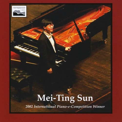 Mei-Ting Sun 2002 Internaional Piano-E-Competition