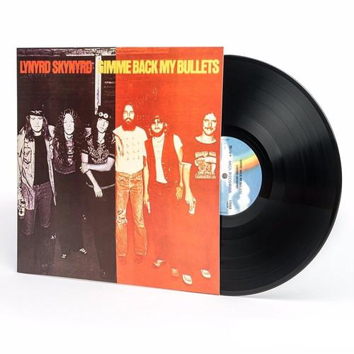 Lynyrd Skynyrd - Gimme Back My Bullets [Vinyl]