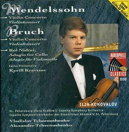 Mendelssohn: VLN Cto /  Bruch: VLN Cto