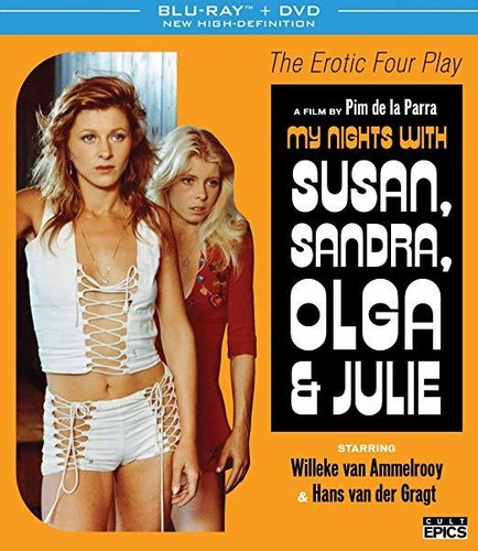 My Nights With Susan, Sandra, Olga & Julie