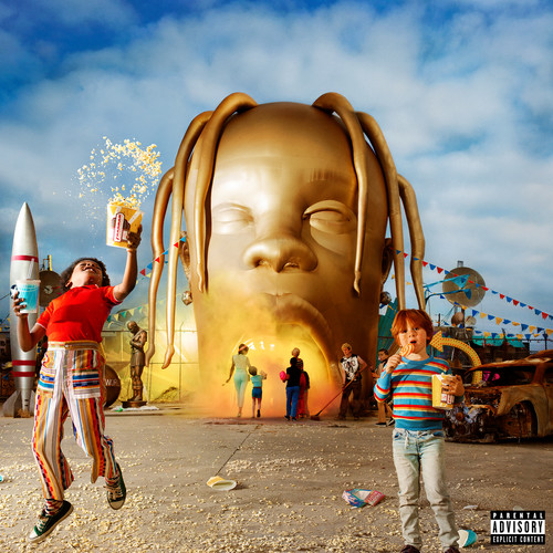 Travis Scott - Astroworld [2LP]