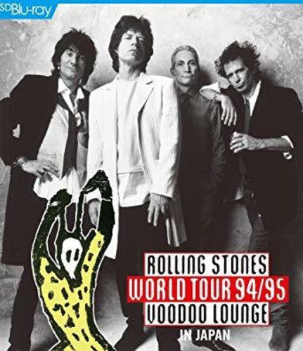 The Rolling Stones - Voodoo Lounge Tokyo (Live At The Tokyo Dome Japan 1995)