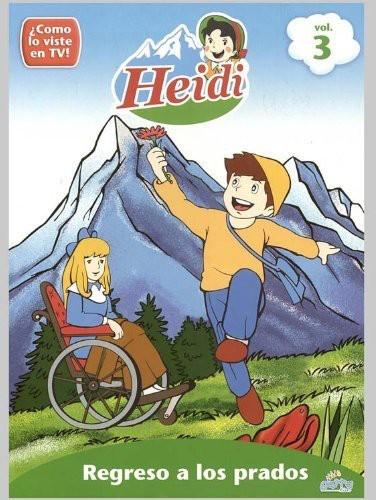 Vol. 3-Heidi-Regreso a los Prados [Import]