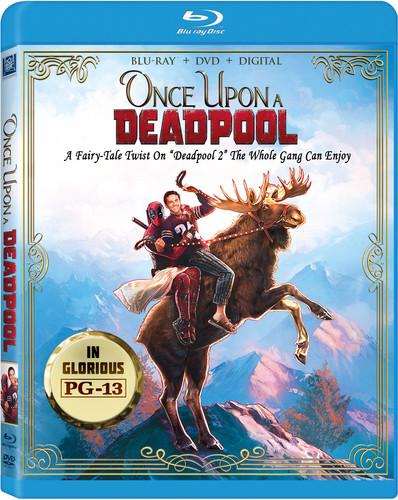 Deadpool 2 - Once Upon A Deadpool