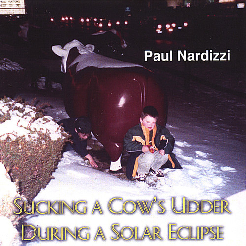 Sucking a Cow's Udder During a Solar Eclipse