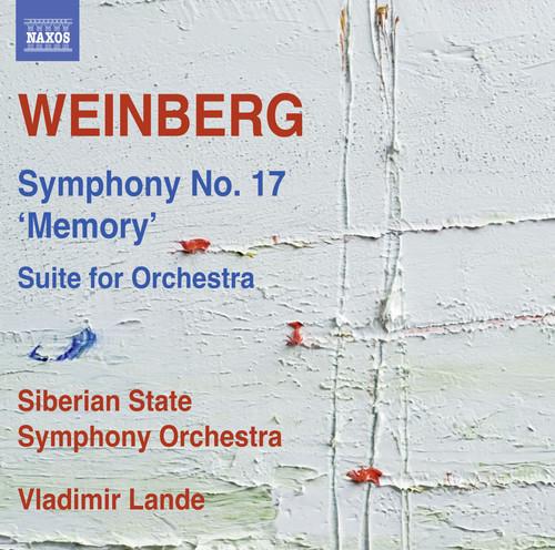 Weinberg / Siberian State Symphony Orchestra - Weinberg: Symphony No 17 Memory