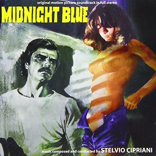 Stelvio Cipriani Ita - Midnight Blue / O.S.T. (Ita)
