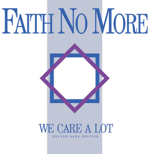Faith No More - We Care A Lot [Deluxe Band Edition 2LP]