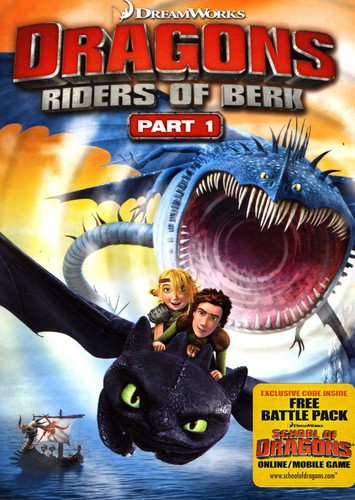 How To Train Your Dragon [Movie] - Dragons: Riders of Berk - Part 1