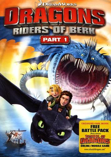 Dragons: Riders of Berk - Part 1