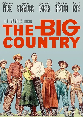 - Big Country (1958)