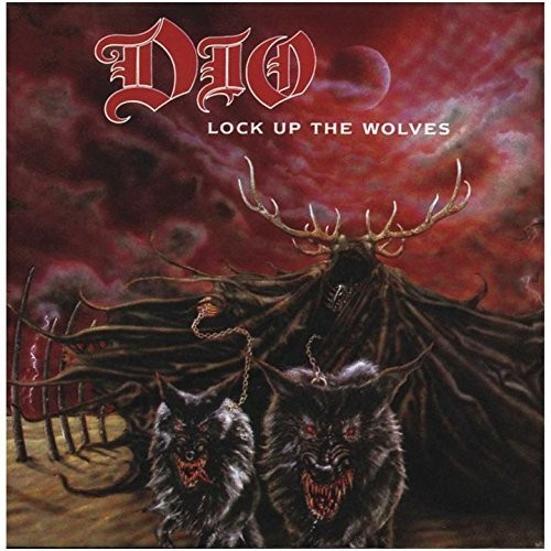 Dio - Lock Up the Wolves (SHM-CD)