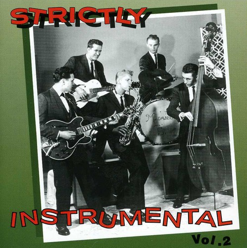 Strictly Instrumental, Vol. 2