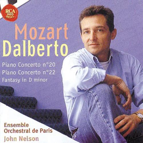 Mozart / Michel Dalberto - Mozart: Piano Concertos 20 & 22