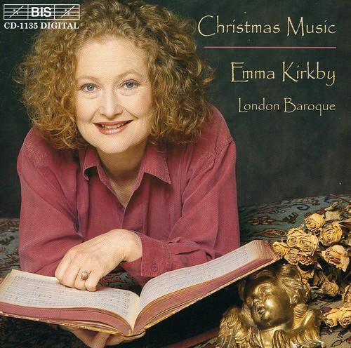 Christmas Music: Emma Kirby & London Baroque
