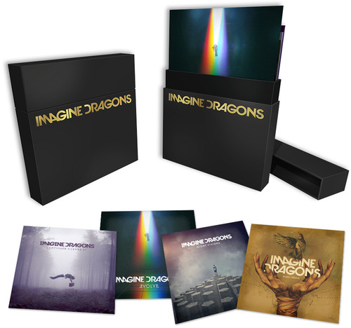 Imagine Dragons - Imagine Dragons [Limited Edition] (Box)