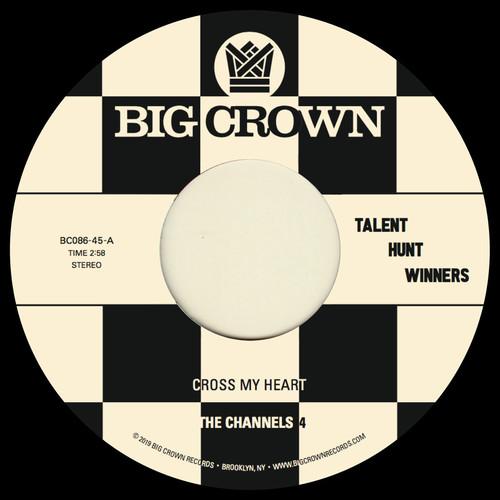 Cross My Heart /  Carla & The Carlettes Groovin