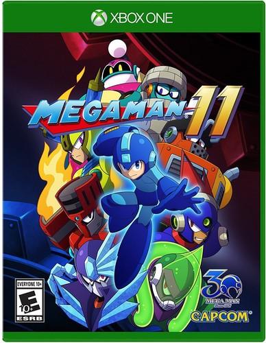 Xb1 Mega Man 11 - Mega Man 11