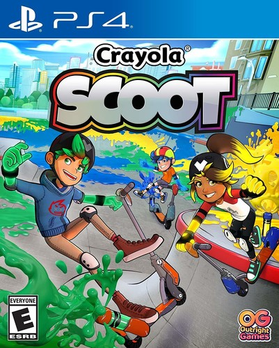- Crayola Scoot