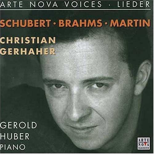 Christian Gerhaher - Arte Nova Voices Lieder: Schubert