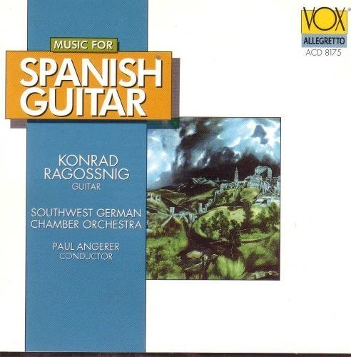 Music for Spanish Guitar