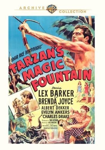 Tarzans Magic Fountain