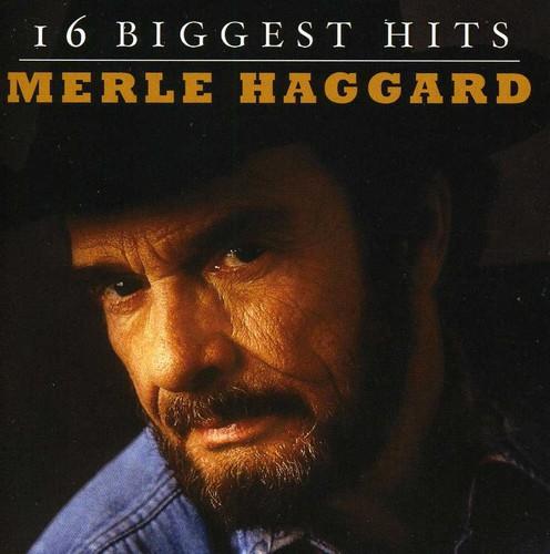 Merle Haggard - 16 Biggest Hit