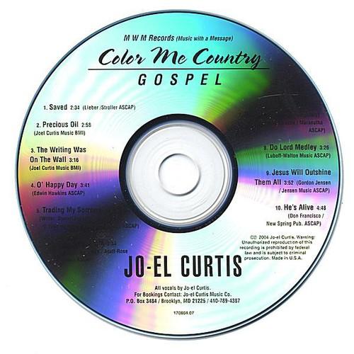 Color Me Country/ Gospel