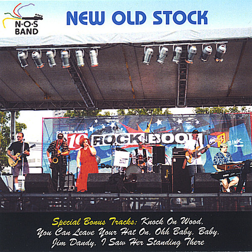 NOS Band - New Old Stock