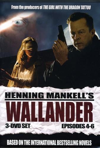 Wallander: Episodes 04 - 06