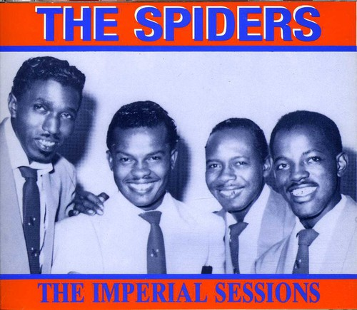 Spiders - Complete Imperial Recordings [Import]