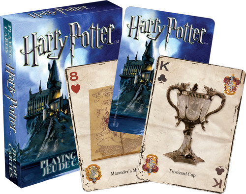 - Harry Potter Playing Cards Deck