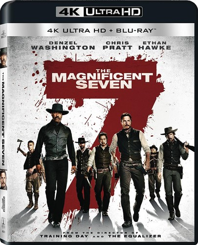 Magnificent Seven [4K Ultra HD Blu-ray/Blu-ray]