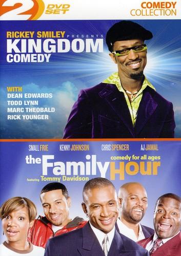 Kingdom Comedy & Family Hour