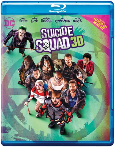 Suicide Squad [Movie] - Suicide Squad [3D]
