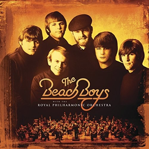 The Beach Boys - The Beach Boys with the Royal Philharmonic Orchestra [2LP]