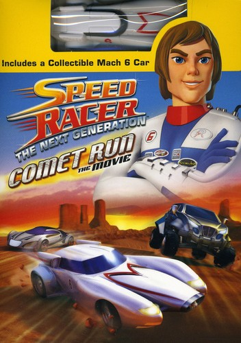 Speed Racer: Next Generation - Comet Run