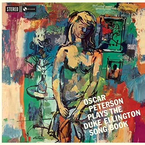 Oscar Peterson - Plays The Duke Ellington Song Book + 1 Bonus Track