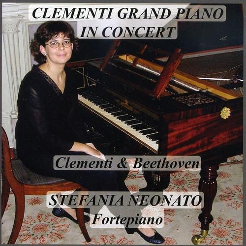 Clementi Grand Pno in Concert