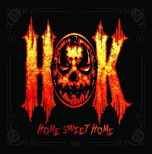 HOK - Home Sweet Home [Translucent Yellow LP]