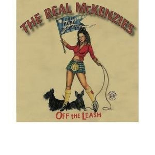 The Real Mckenzies - Off The Leash [Vinyl]