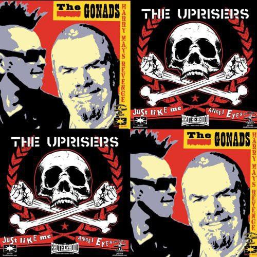 Uprisers/ Gonads Split