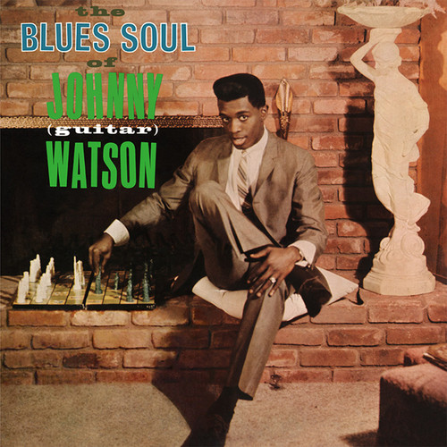 Blues Soul Of Johnny (guitar) Watson