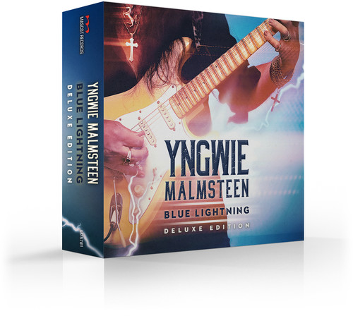 Yngwie Malmsteen - Blue Lightning [Limited Edition Deluxe]
