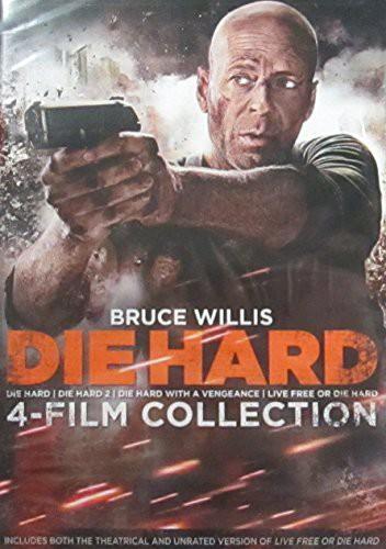 Die Hard 4-Film Collection