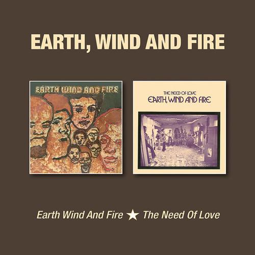 Earth Wind & Fire - Earth Wind & Fire / Need Of Love (Uk)