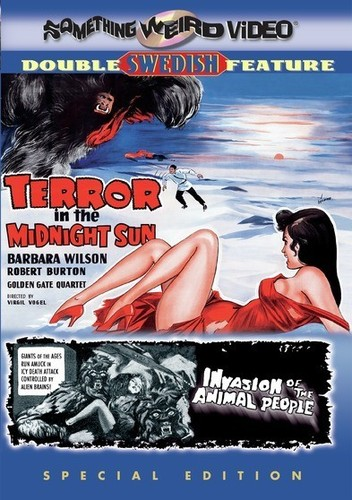 Terror in the Midnight Sun /  Invasion of the Animal People