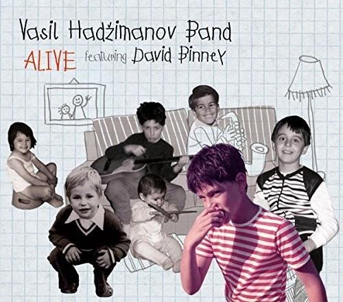 Hadzimanov Vasil Band - Alive