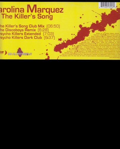 Killers Song
